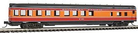 Con-Cor 85 Smooth-Side Observation Southern Pacific N Scale Model Train Passenger Car #40176