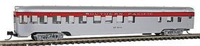 Con-Cor 85 Smooth-Side Observation Southern Pacific San Joaquin N Scale Model Passenger Car #40182