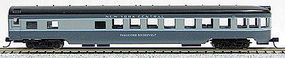 Con-Cor 85 Smooth-Side Observation New York Central N Scale Model Train Passenger Car #40185