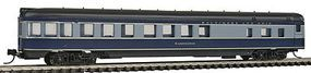 Con-Cor 85 Smooth-Side Observation Baltimore & Ohio N Scale Model Train Passenger Car #40190