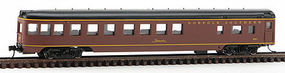Con-Cor 85 Passenger observation Norfolk Southern N Scale Model Train Passenger Car #40194