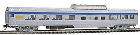 Con-Cor 85 Smooth-Side Mid-Train Dome VIA Rail N Scale Model Train Passenger Car #40245