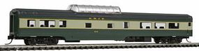 Con-Cor 85 Smooth-Side Mid-Train Dome Erie N Scale Model Train Passenger Car #40248