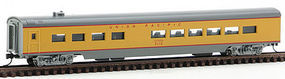 Con-Cor 85 Passenger Diner Car Union Pacific N Scale Model Train Passenger Car #40275
