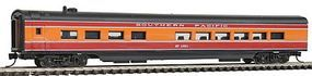 Con-Cor 85 Smooth-Side Diner Southern Pacific Daylight N Scale Model Train Passenger Car #40276