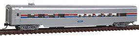 Con-Cor 85 Smooth-Side Diner Amtrak N Scale Model Train Passenger Car #40279