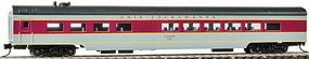 Con-Cor 85 Smooth-Side Diner Erie Lackawanna N Scale Model Train Passenger Car #40280