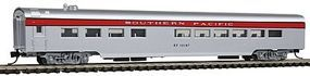 Con-Cor 85 Smooth-Side Diner Southern Pacific San Joaquin N Scale Model Train Passenger Car #40282