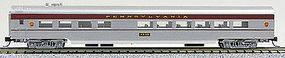 Con-Cor 85 Smooth-Side Diner Pennsylvania Railroad N Scale Model Train Passenger Car #40289