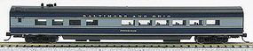 Con-Cor 85 Smooth-Side Diner Baltimore & Ohio N Scale Model Train Passenger Car #40290