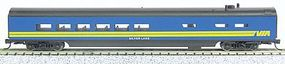 Con-Cor 85 Smooth-Side Diner VIA Rail N Scale Model Train Passenger Car #40295