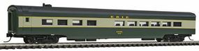 Con-Cor 85 Smooth-Side Diner Erie N Scale Model Train Passenger Car #40298