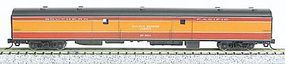 Con-Cor 85 Smooth-Side Full Baggage Southern Pacific N Scale Model Train Passenger Car #40326