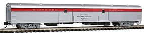 Con-Cor 85 Smooth-Side Full Baggage Southern Pacific N Scale Model Train Passenger Car #40332