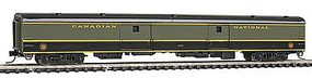Con-Cor 85 Smooth-Side Full Baggage Canadian National N Scale Model Train Passenger Car #40337