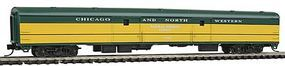 Con-Cor 85 Smooth-Side Full Baggage Chicago & Northern N Scale Model Train Passenger Car #40338