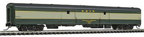 Con-Cor 85 Smooth-Side Full Baggage Erie N Scale Model Train Passenger Car #40348