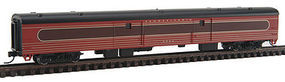 Con-Cor 85 Passenger Baggage Pennsylvania RR FOM N Scale Model Train Passenger Car #40358