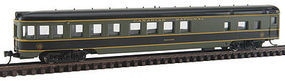 Con-Cor 5-Car Passenger Set Canadian National (5) N Scale Model Train Passenger Car #40387