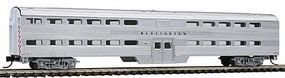 Con-Cor Pullman-Standard Bi-Level Commuter Cab CB&Q N Scale Model Train Passenger Car #40569