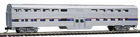 Con-Cor Pullman-StandardBi-Level Commuter Cab Amtrak Phase IV N Scale Model Train Passenger Car #40570
