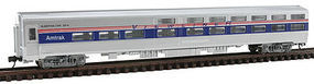 Con-Cor 85 Viewliner Sleeper Amtrak Phase 4 N Scale Model Train Passenger Car #40582