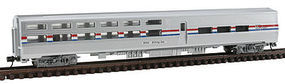 Con-Cor 85 Viewliner Diner Car Amtrak III N Scale Model Train Passenger Car #40586