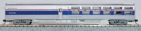 Con-Cor 85 Viewliner Diner Amtrak Phase IV N Scale Model Train Passenger Car #40587