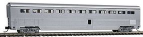 Con-Cor 85 Superliner Undecorated Diner N Scale Model Train Passenger Car #40630
