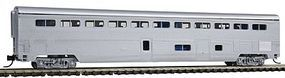 Con-Cor 85 Superliner Undecorated Coach-Baggage Car N Scale Model Train Passenger Car #40640
