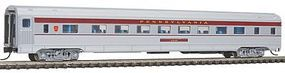 Con-Cor Budd 85 Corrugated-Side Coach Pennsylvania Railroad N Scale Model Train Passenger Car #41253