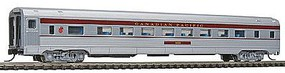 Con-Cor Budd 85 Corrugated-Side Coach Canadian Pacific N Scale Model Train Passenger Car #41260