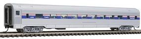 Con-Cor Budd 85 Corrugated-Side Coach Amtrak N Scale Model Train Passenger Car #41261