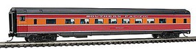 Con-Cor Budd 85 Corrugated-Side Coach Southern Pacific N Scale Model Train Passenger Car #41266