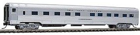 Con-Cor Budd 85 Corrugated-Side 10-6 Sleeper New York Central N Scale Model Passenger Car #41277