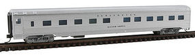 Con-Cor Budd 10/6 sleeper Chicago, Burlington, & Quincy N Scale Model Train Passenger Car #41280