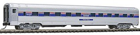 Con-Cor Budd 85 Corrugated-Side 10-6 Sleeper Amtrak N Scale Model Passenger Car #41286