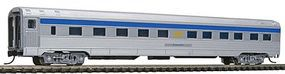 Con-Cor Budd 85 Corrugated-Side 10-6 Sleeper VIA Rail Canada N Scale Model Passenger Car #41288