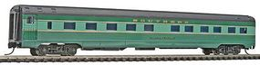 Con-Cor Budd 85 Corrugated-Side 10-6 Sleeper Southern Railway N Scale Model Passenger Car #41290