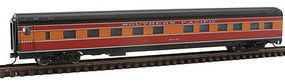 Con-Cor Budd 10/6 Sleeper Car Southern Pacific N Scale Model Train Passenger Car #41291