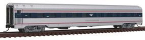 Con-Cor Budd 85 Fluted-Side 10-6 Sleeper Amtrak #2027 N Scale Model Passenger Car #41295