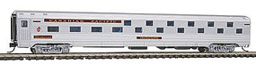 Con-Cor Budd 72 Corrugated-Side Baggage Canadian Pacific N Scale Model Train Passenger Car #41310