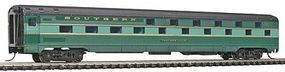 Con-Cor Budd 72 Corrugated-Side Baggage Southern Railway N Scale Model Train Passenger Car #41315
