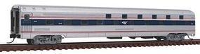Con-Cor Budd 85 Fluted-Side 24-8 Slumbercoach Amtrak #2078 N Scale Model Train Passenger Car #41320