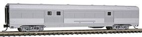 Con-Cor Budd 72 Corrugated-Side Baggage Undecorated N Scale Model Train Passenger Car #41325