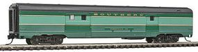 Con-Cor Budd Streamlined 72 Baggage Southern Crescent N Scale Model Train Passenger Car #41340