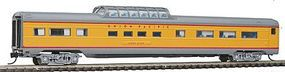 Con-Cor Budd 85 Corrugated-Side Mid-Train Dome Union Pacific N Scale Model Train Passenger Car #41364