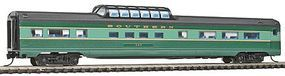 Con-Cor Budd 85 Corrugated-Side Mid-Train Dome Southern Railway N Scale Model Passenger Car #41365