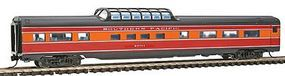 Con-Cor Budd 85 Corrugated-Side Mid-Train Dome Southern Pacific N Scale Model Passenger Car #41366