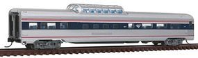 Con-Cor Budd 85 Fluted-Side Mid-Train Dome Amtrak #9471 N Scale Model Train Passenger Car #41370